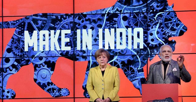 Germany To Support 'Make In India' Campaign